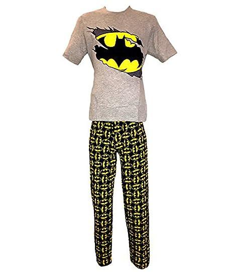 Conjunto de pijama con diseño de cómic (tallas S - XL