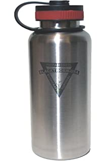 Amazon.com: Nalgene Backpacker 32 oz botella inoxidable 1778 ...