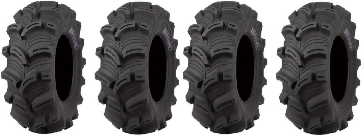 Kenda K538 Executioner ATV Front//Rear Tire 25x8-12