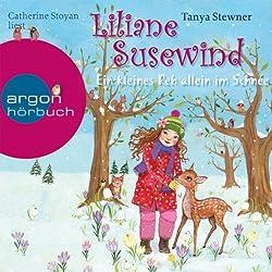Ein kleines Reh allein im Schnee (Liliane Susewind 8)