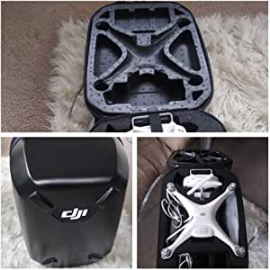 DJI Phantom 4 PRO Quadcopter Starters Hardshell Backpack Bundle