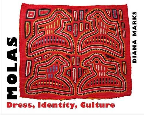 Kuna Mola Panama (Molas: Dress, Identity, Culture)