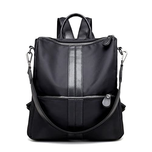 Amazon.com  Artwell Women Backpack Purse Water Resistant Nylon Rucksack  Shoulder Bag Casual Handbag for Lady  Shoes 228d17a95703d