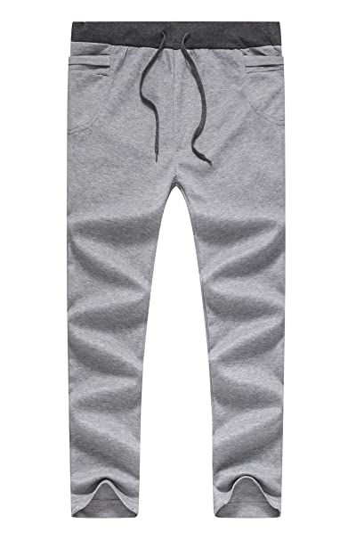 d95daca53c30a9 Amazon.com: Vionr Boy's Slim Fit Skinny Running Jogger Pants: Clothing
