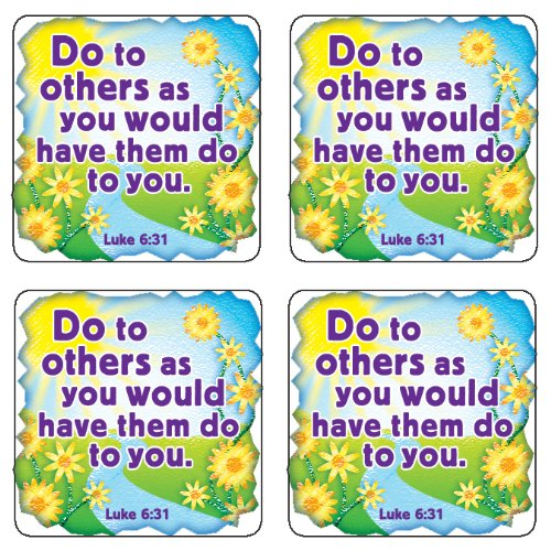 Golden Rule (Luke 6:31) Sticker Pack (Scripture Stickers) PDF