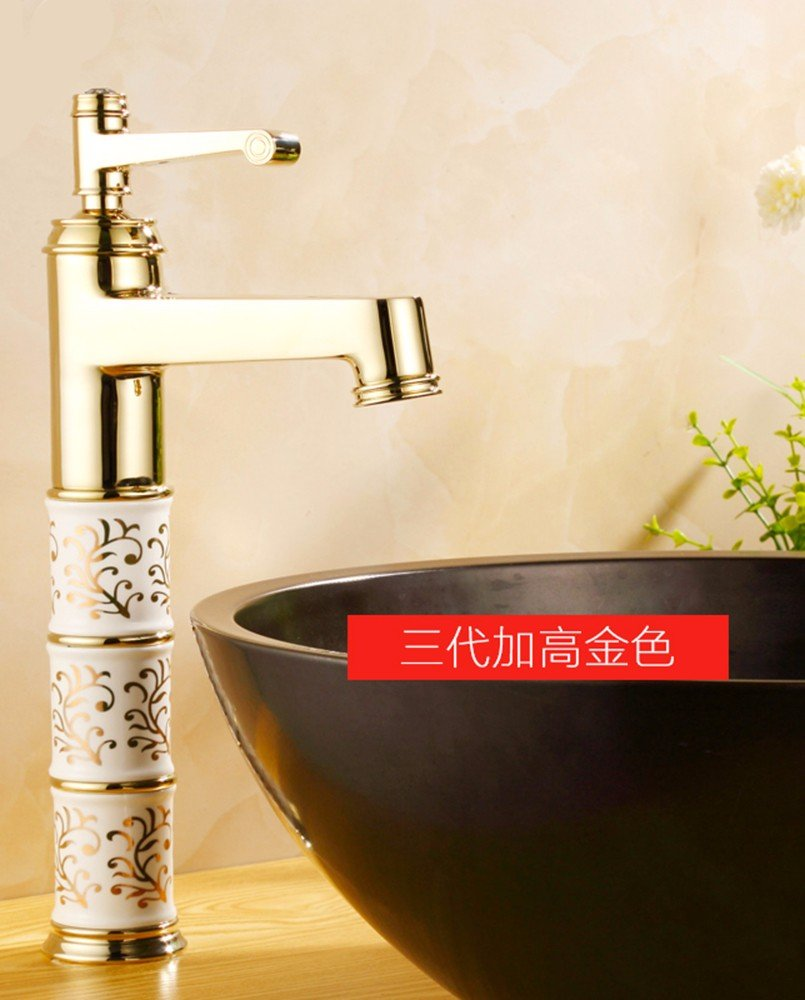 17 Hlluya Professional Sink Mixer Tap Kitchen Faucet Hot and cold, the basin, plus high, the tap 8