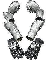 Miccostumes Men's One Punch Man Genos Cosplay EVA Cyborg Arms