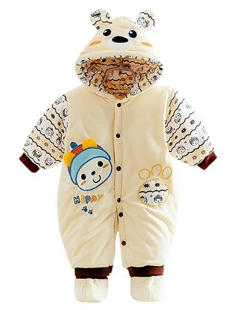 Feoya - Disfraz Animal de una pieza Chaqueta Abrigo Mono Ropa con Capucha Saco de Dormir