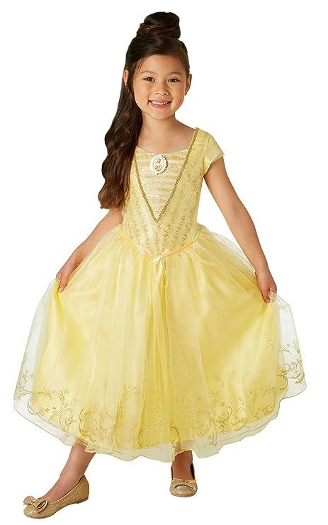 f211482813 La Bella y la Bestia - Disfraz de Bella Premium para niña