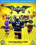 The LEGO Batman Movie [Blu-ray 3D + Blu-ray]