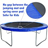 Safly Zone Trampoline for Kids 12ft Outdoor