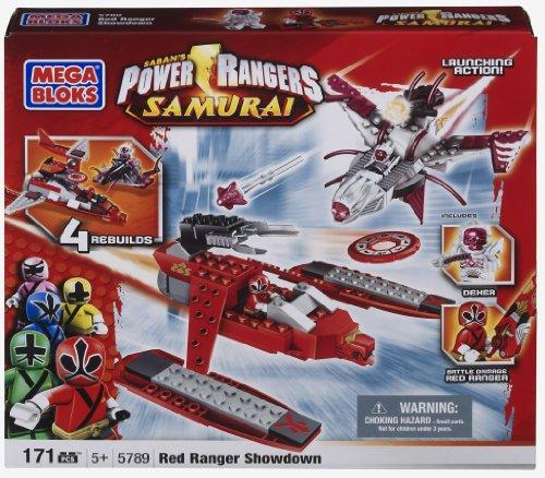 Texas Rangers Blade - Power Ranger Red Ranger Showdown (Red Ranger vs. Dekker)