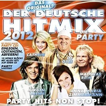 der deutsche hitmix 2012