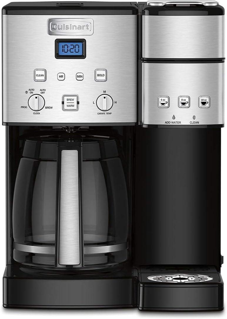 CUISINART SS-15 DUAL BREW COFFEE MAKER