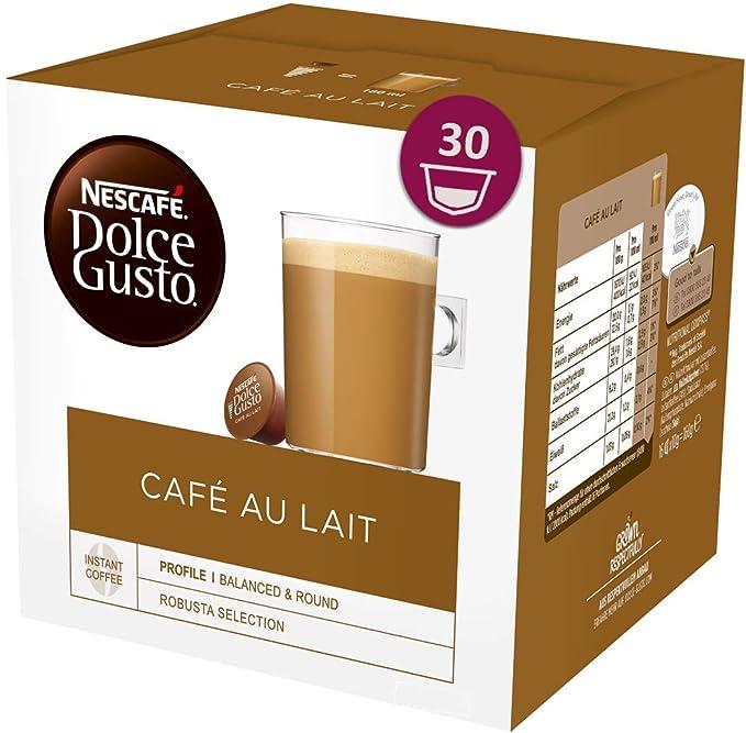 Nescafé Dolce Gusto Preparado a base de leche en polvo y café soluble - 300 gr