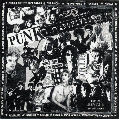 Punk Archives 25 Singles