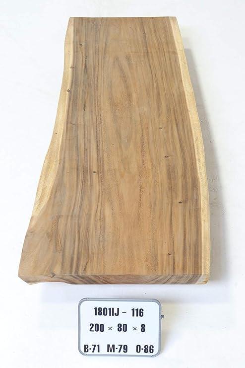 Buddha Art Lounge - Mesa de comedor, tablero de madera de Suar ...