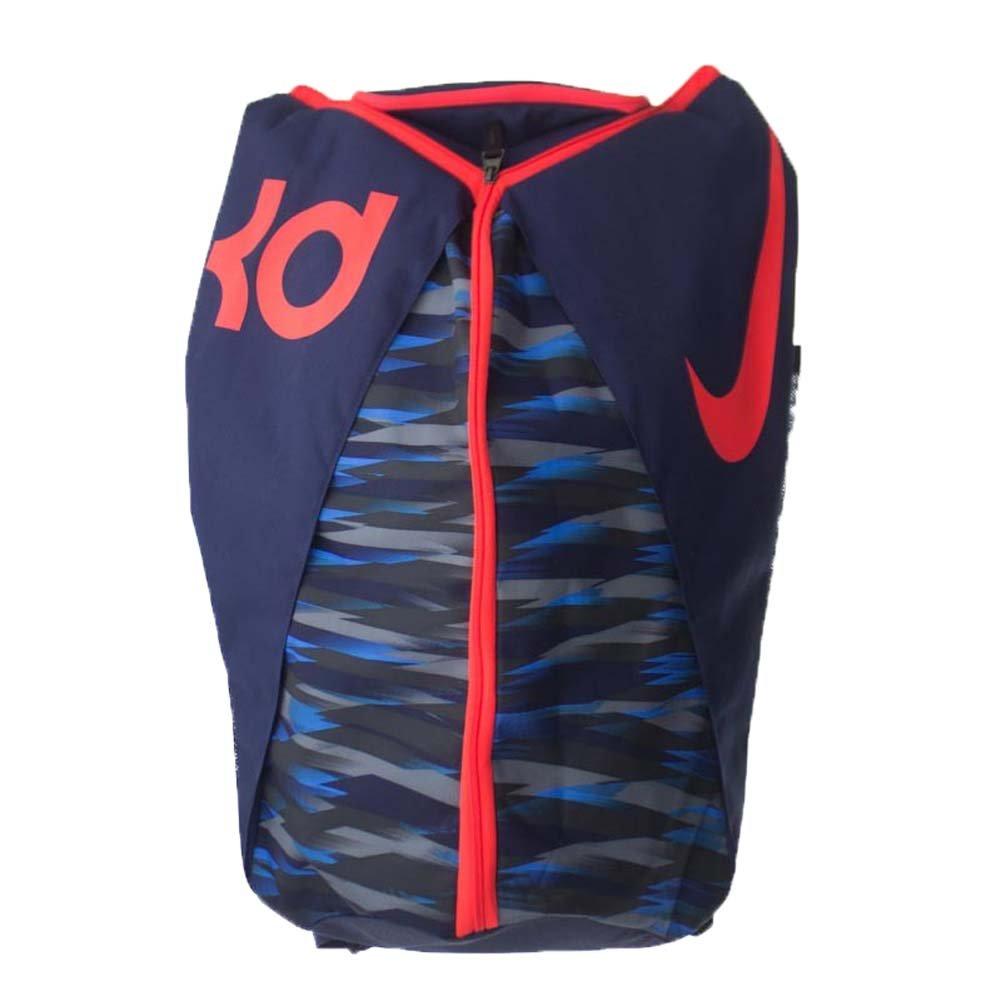 8e0e9ada30 Nike KD Max Air VIII Basketball Backpack Midnight Navy Photo Blue Crimson   Amazon.in  Bags