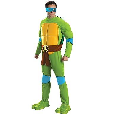 Amazon.com: Disfraz de los hombres Teenage Mutant Ninja ...