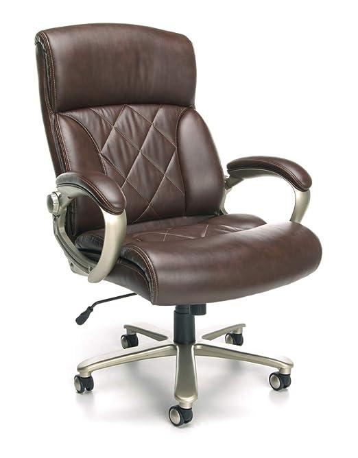 Amazon.com: Sillas de oficina grandes y altas, silla ...