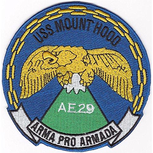 (AE-29 USS Mount Hood Auxiliary Ammunition Ship)