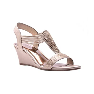 New York Transit Fancy Move ... Women's Wedge Sandals