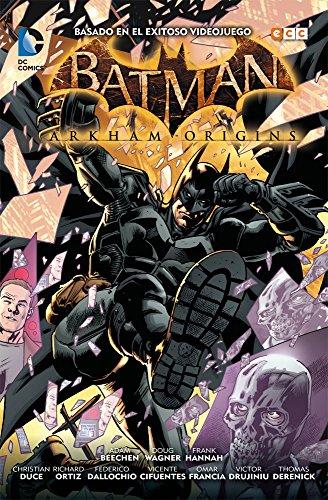 Descargar Libro Batman: Arkham Origins Doug Wagner