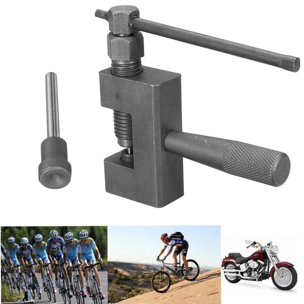 Mumaxun Motorcycle Bike Heavy Duty Chain Breaker Cutter Tool 415 420 428 520 525 530 630 by Mumaxun (Image #2)