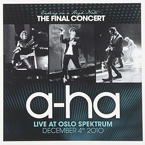 A-Ha - Ending On A High Note: Final Concert - Zortam Music