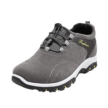 Zapatos Deportes de hombre correa,Sonnena Botas de montaña de los hombres de moda Zapatos