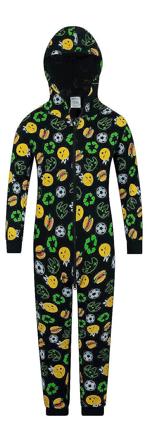 Tuta da Gioco con Emoji The PyjamaFactory