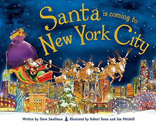 Download Santa Is Coming to New York City pdf