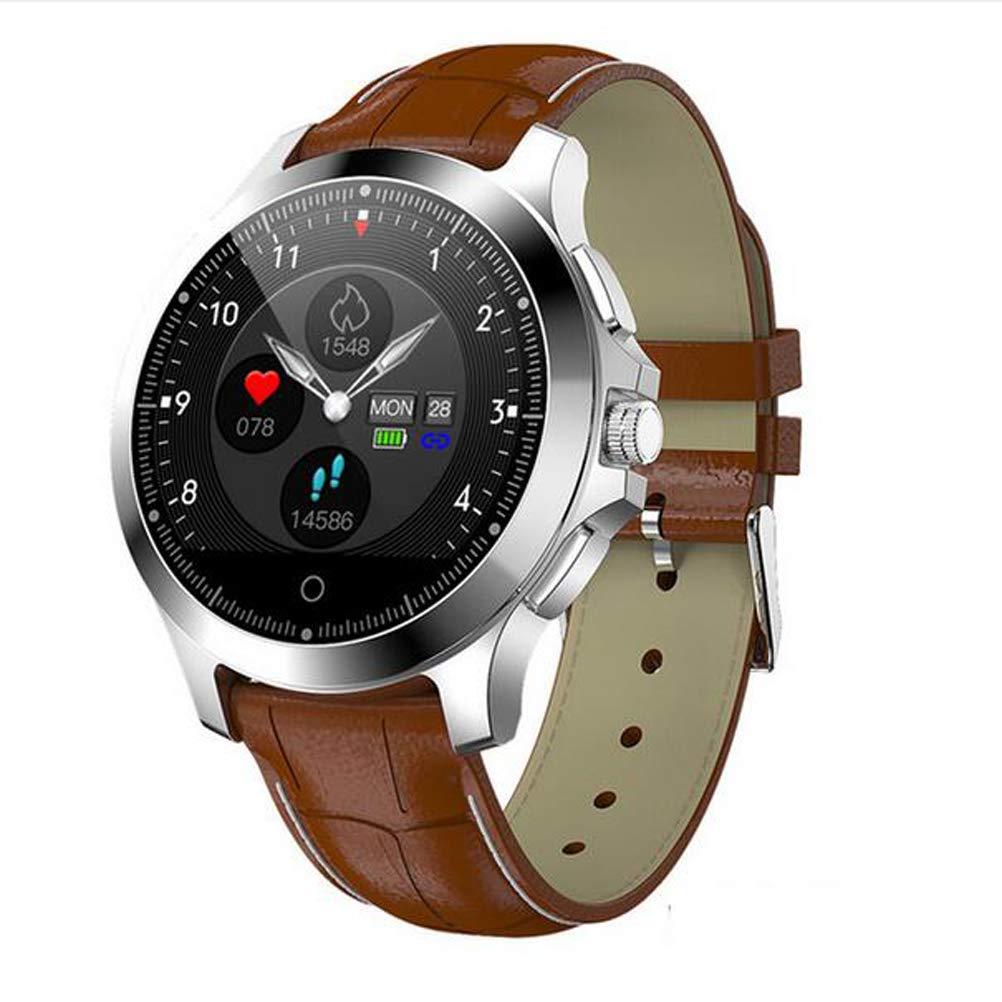 Boyuan W8 Smartwatch ECG + PPG Reloj podómetro IP67 Impermeable ...