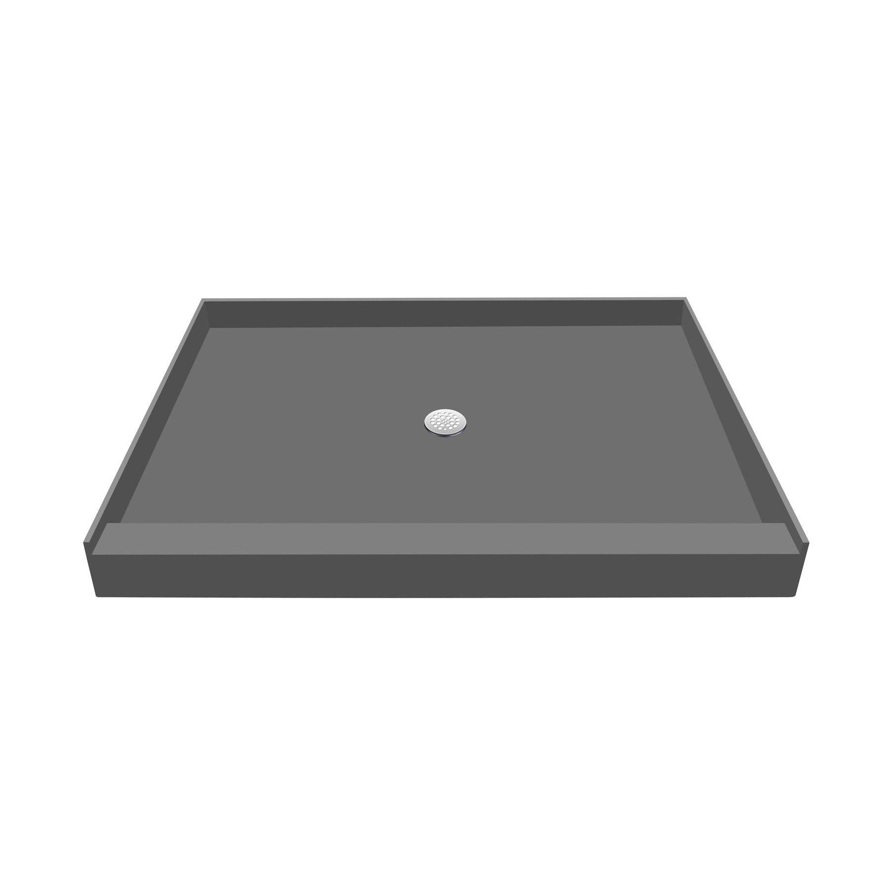 Tile Redi USA P3236C-PVC Base Shower Pan