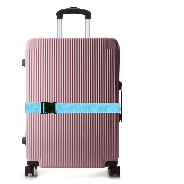 amazon com bluecosto luggage straps suitcase belts travel