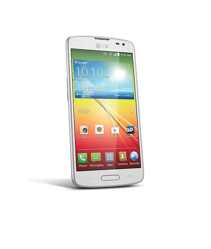 LG Volt White (Sprint Prepaid) Compatible