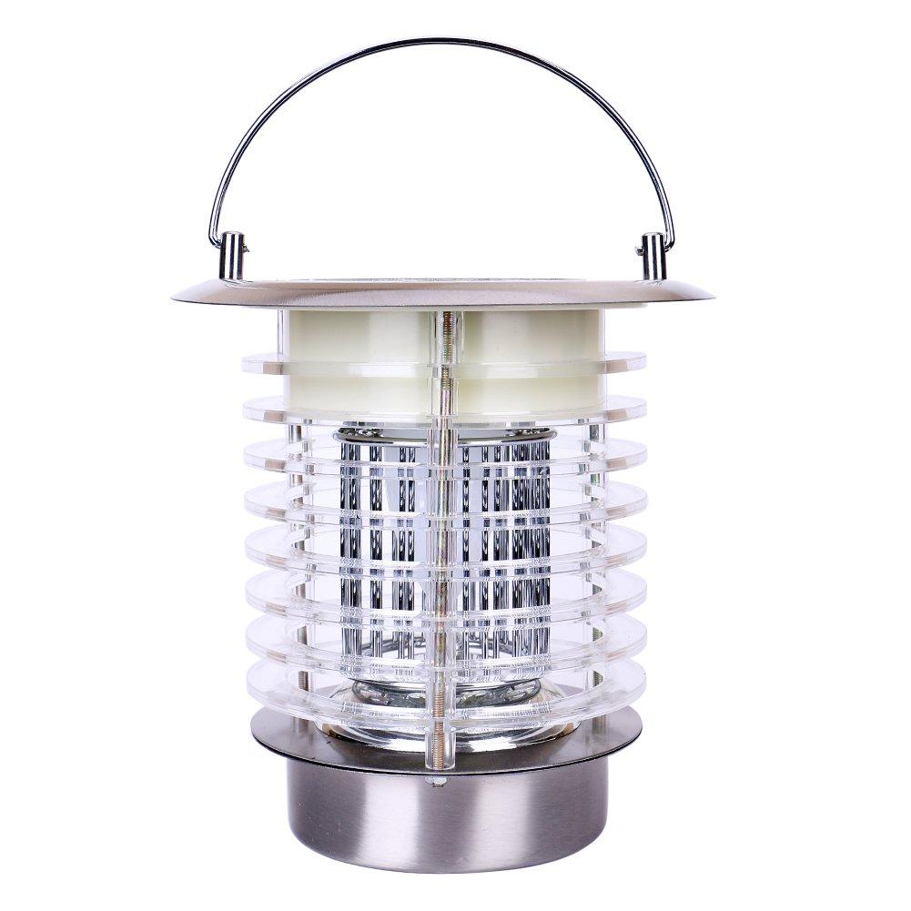 Lámpara antimosquitos