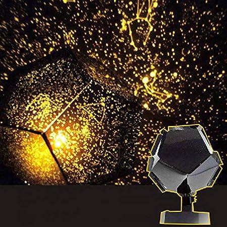 Gebuter Christma Starry Sky Projector Light DIY Assembly Home ...