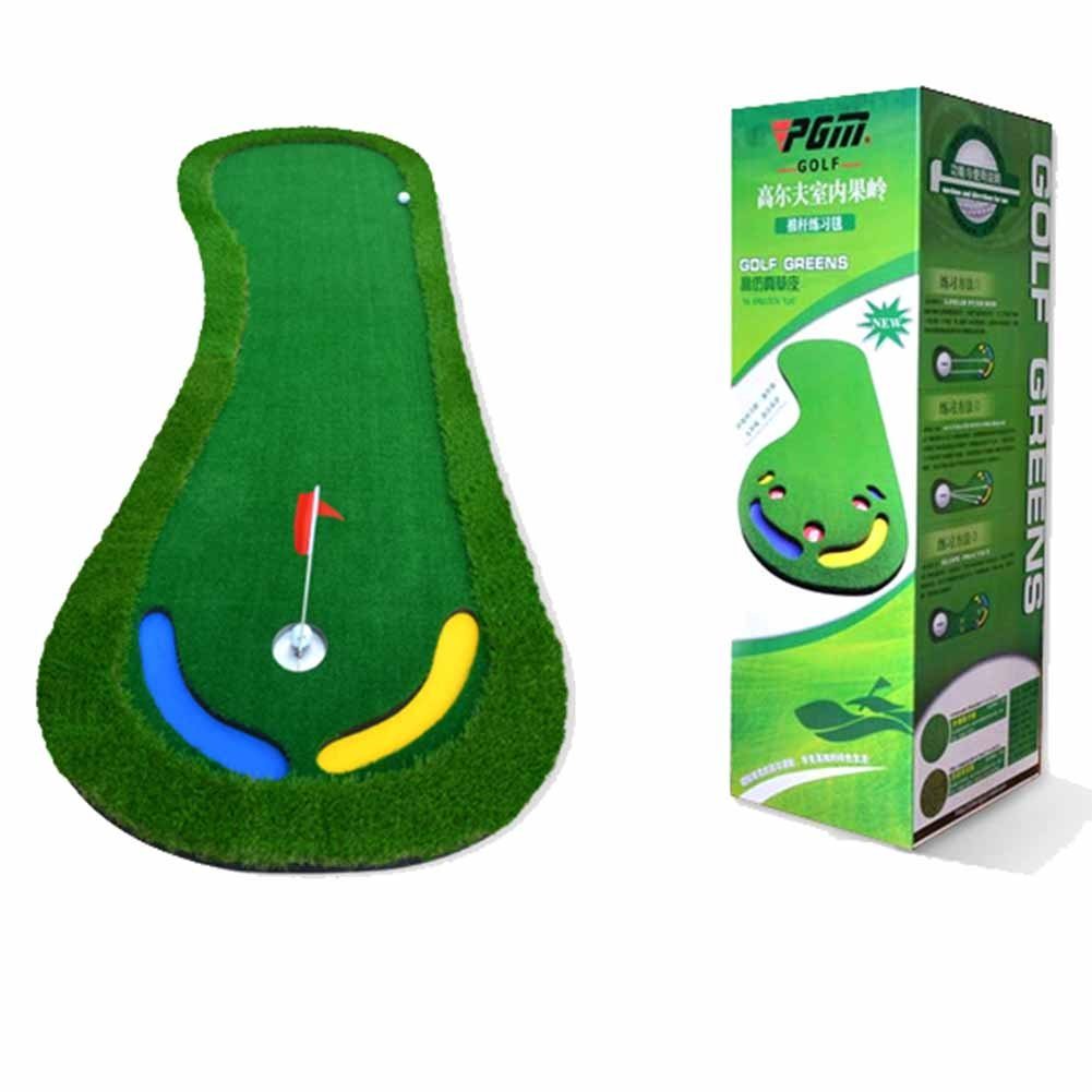PGM 9.84 FT Golf Putting Green System Professional Practice Green Long Challenging Putter Indoor/outdoor Golf Training Mat Aid Equipment by PGM (Image #4)