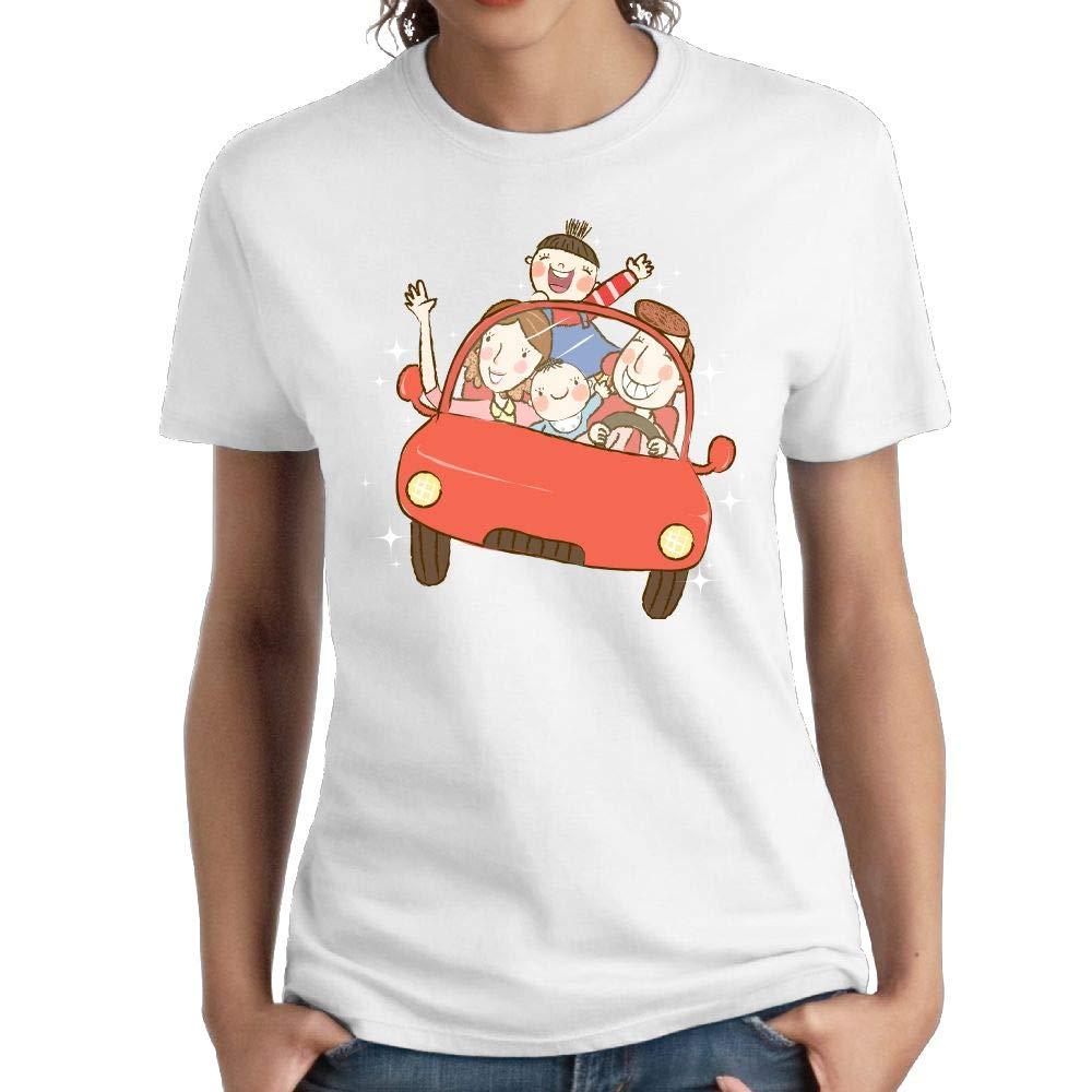 Sakanpo Cartoon Characters O Neck Graphic T Shirt 1818