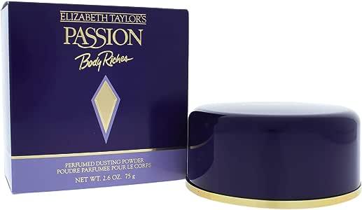 Passion by Elizabeth Taylor for Women - 2.6 oz Perfumed Dusting Powder - W-BB-1265