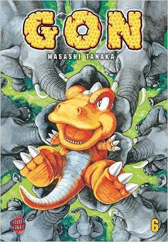 Carlsen Manga Gon Band 6 Amazonde Masashi Tanaka Bücher
