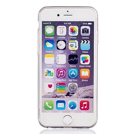 Mutouren - Funda para teléfono móvil (para iPhone 5, 5S, silicona ...