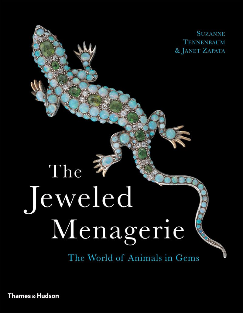 Download The Jeweled Menagerie: The World of Animals in Gems ebook