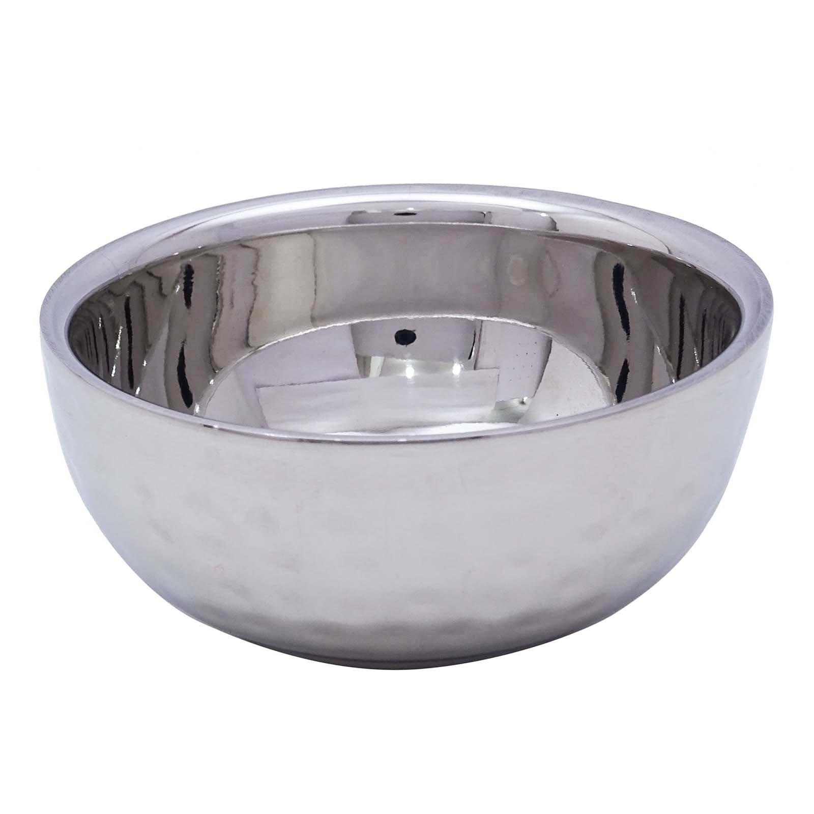 Indian Stainless Steel Hammered Katori Chutni Bowl Serveware Kitchenware Utensil