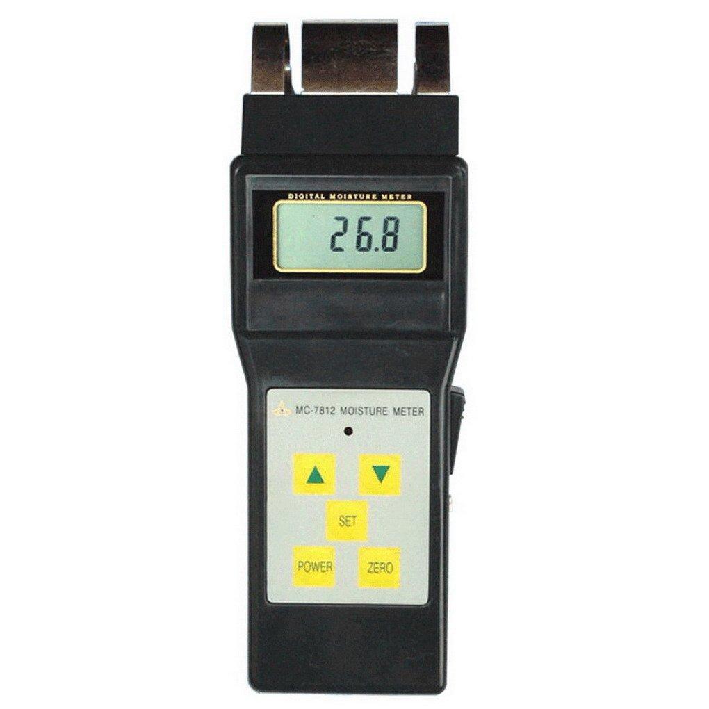 ACMEDE Feuchtigkeitsmessgerät Feuchtemesser für Holz,Papier (Messbereich von Feuchtigkeit 0 bis 80%) - MC7812