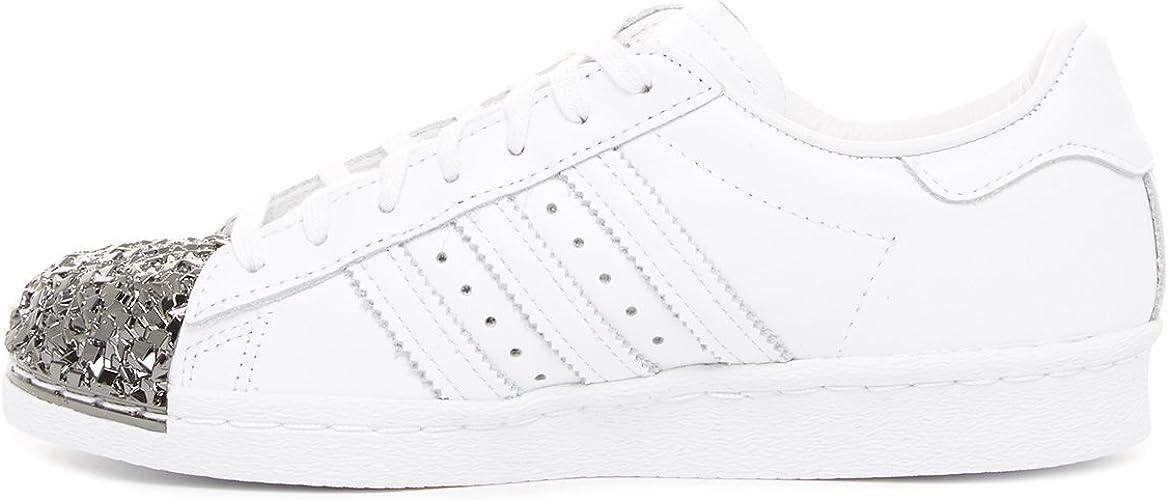 Adidas Damen Superstar 80s Metallic Pack Sneaker