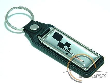 Auto-badges - Llavero con diseño de Renault Sport: Amazon.es ...