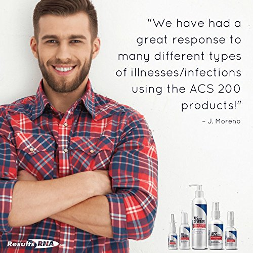 Acs 200 Advanced Cellular Silver Side Effects