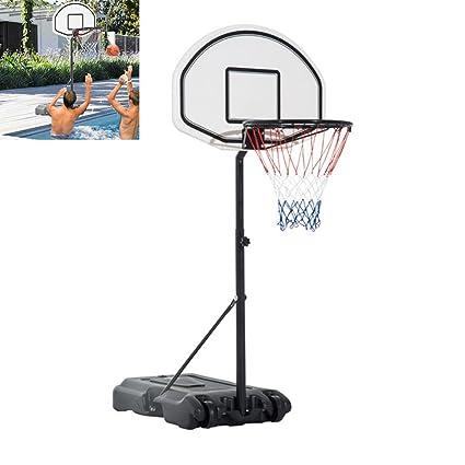 Amazon.com: Tablero piscina sistema de piscina baloncesto ...